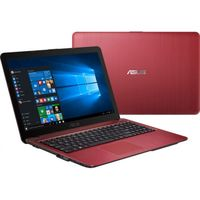 "15.6"" ASUS X541NA VivoBook Max Red"