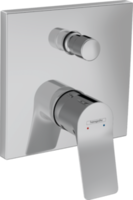 Vivenis Baterie monocomandă pentru baie,cu instalare ascunsă