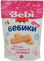 Bebi Бебики печенье  6 злаков с 6 мес. 125г