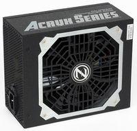 "PSU ZALMAN ""ZM1000-ARX"", 1000W, ATX 2.31, 80 PLUS® Platinum, Active PFC, Full Modular Cable System, 135mm Quiet Fan, Smart Fan Control, Extra Cooling System, +12V (83A), 20+4 Pin, 2xEPS(4+4Pin), 12xSATA, 6xPCI-E(6+2pin), 8x Periph., Black"
