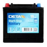 DETA DK151 Start&Stop