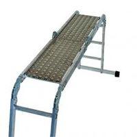 купить Настил для лестницы трансформер Zarges 40926 в Кишинёве