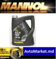 MANNOL 5W30 для TOYOTA LEXUS 4л