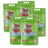 SUPERCAT Стандарт ароматизированный ,3кг