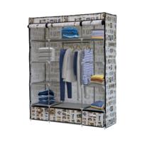cumpără Dulap pentru haine cu 7 poliţe şi 3 sertare, 1350х460х1700 mm în Chișinău