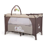 Moni Манеж кровать Sleepy