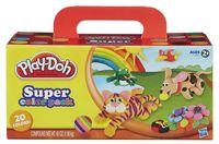 Hasbro Play-Doh Super Color (A7924)