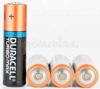 Батарейка Duracell AA MN1500 Turbo