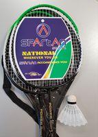 Palete badminton cu husa (2 buc.) Spartan 2081 (3616)