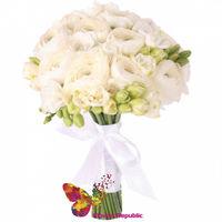 купить Белый букет невесты в Кишинёве