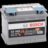 Авто аккумулятор Bosch S5 005 (0 092 S5A 050)