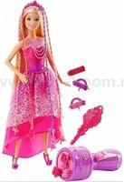 """Barbie DKB62 Кукла """"Королевские волосы"""""""
