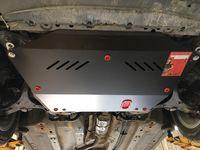 !           HondaCivic ES4; EU; EP2001 - 2006 ЗАЩИТА КАРТЕРА SHERIFF | Защита двигателя