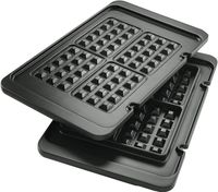Аксессуар для грилей-барбекю DeLonghi DLSK151 2Waffle plate
