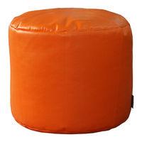купить Пуфик-цилиндр Cilinder, оранжевый в Кишинёве