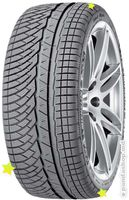 Michelin Pilot Alpin PA4 245/45 R19