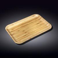 Блюдо WILMAX WL-771053/A (28x17.5 см/ бамбук)