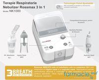 Nebulizer Rossmax 3 in 1 NK1000