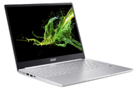 "ACER Swift 3 Pure Silver (NX.HSEEU.00C), 14.0"" IPS FHD (AMD Ryzen 5 4500U 6xCore, 2.3-4.0GHz, 8GB (1x8) LPDDR4 RAM, 256GB PCIe NVMe SSD, AMD Radeon Graphics, WiFi-AC/BT 5.0, FPR, Backlit KB, 3cell, HD Webcam, RUS, Linux, 1.2kg, 15.95mm)"