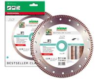 купить Алмазный отрезной диск Distar Turbo 125*2.2*8*22.225 Bestseller Universal в Кишинёве