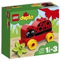 Lego Duplo Конструктор Моя первая божья коровка