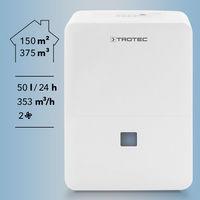 Осушитель воздуха Mobil Trotec Comfort TTK 127 E 50 л/день