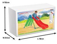 Горка Pilsan Climber (07969)