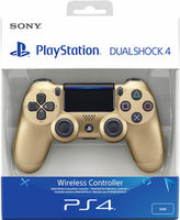Gamepad Sony DualShock 4 v2 Gold for PlayStation 4