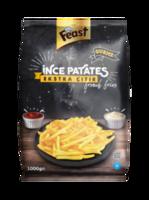 Картофель фри 7*7мм, 1 кг