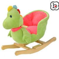 BabyGo качалка с музыкой Динозаврик