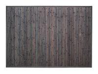 Covoras pentru baie 50X80cm gri, bambus