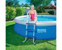 Лестница для бассейнов до 107 см, 3 ступенки