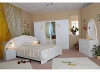 Спальня Лола  белый