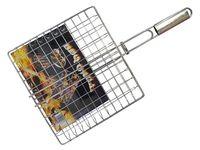 купить Решетка для гриля BBQ 30X33cm, металл в Кишинёве