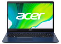 "ACER Aspire A315-57G Indigo Blue (NX.HZSEU.009) 15.6"" FHD (Intel Core i5-1035G1 4xCore 1.0-3.6GHz, 8GB (2x4) DDR4 RAM, 256GB PCIe NVMe SSD, NVIDIA GeForce MX330 2GB GDDR5, w/o DVD, WiFi-AC/BT, 3cell, 0.3MP webcam, RUS, No OS, 1.9kg)"