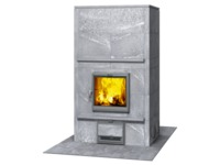 Печь-камин с духовкой - Tulikivi TLU2000/94