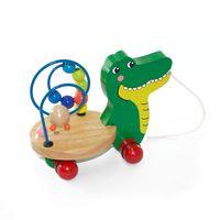 Jucărie de tras din lemn