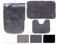 Коврики для ванной комнаты 2шт (50X70cm, 40X50cm) текстиль