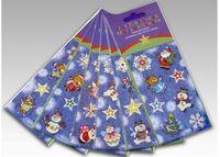 купить Наклейки новогодние тканевые в Кишинёве