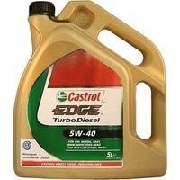Моторное масло Castrol Edge Turbo Diesel 5W-40 5L