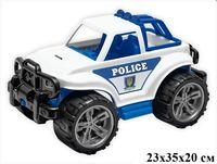 Tehnok-Intelkom Mașină de Poliţie