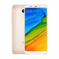 Xiaomi Redmi 5 Plus Dual Sim 64GB, Gold