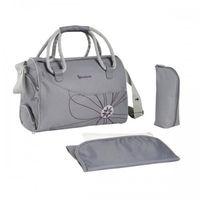 BADABULLE Bowling Bag Grey, серый
