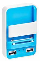 Зарядное устройство сетевое Partner 28518 , Blue