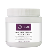 Active Foods™ Organic Virgin Coconut Oil 460g