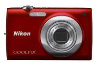 Фотоаппарат цифровой Nikon S2500 RED