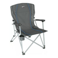 Стул High Peak Folding chair Malaga, 44120
