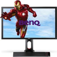 Monitor  BenQ XL2720T Black