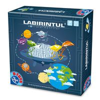 Настольная игра Labirintul 6198