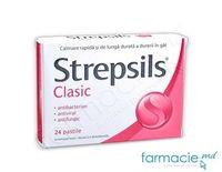 Стрепсилс классический, таблетки N12x2